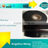 pipe wrap anti-corrosion adhesive tape for buried pipeline