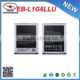 Original EB-L1G6LLU Battery For For Samsung Galaxy S3 I9300 I9128 I9308 I9082 Battery 2100mAH 3.8V