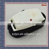 chinese factory price 4.5V JY-X817A safe and effective ultrasonic pet's pest repeller with adjustrable strap for easy use