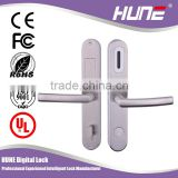 wholesale price digital hotel card lock with hune lock system