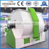 China manufacturer CE approved small animal poultry cattle power feed mill mixer machine