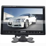 top brand cheap china touch key 9 inch led tv monitor with usb,sd