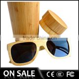 Luxury design recycled skateboard wood sunglasses,bamboo wood sunglasses,wood sunglasses cnc