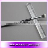 Eye Used top quality copper eyeshadow smudge makeup brush Acrylic handle eye blender brush beauty supplies cosmetic accessories