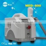 Facial Veins Treatment 2016 New Arrival Q-switched Nd Yag Laser Tattoo Removal Q Switch Laser Tattoo Removal Machine