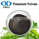 98% Purity Potassium Fulvate Fertilizer in Herbal Supplement