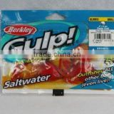 100% natural Berkley Gulp saltwater texas Chicken Peeler Crab fishing lure