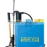 Guangzhou best selling 16 Litres manual sprayer agricultural knapsack mist blower sprayer