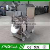 High efficiency fish meat removing machine fish bone separator
