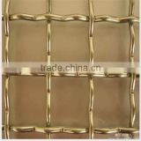 copper wire mesh for shielding room, tinned copper mesh