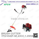 garden tools weed trimmer 43cc engine