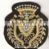 Embroidery Hand Made Patch For Navy, Police, Fashion, School, Army, Corporate