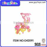 High quailty useful best selling 2 seats children tricycle