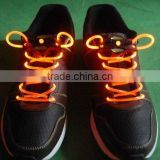 colourful LED shoelace