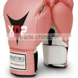 Leather Gel Boxing Gloves Fight,Punch Bag MMA