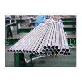 304 Austenitic Stainless Steel Welded Pipes A312 TP304 / 304L , ASTM A269 - 10 Duplex Steel Pipes