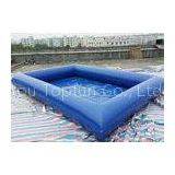 Aqua Park PVC Inflatable Water Pool / inflatable swimming pools for water walking ball games