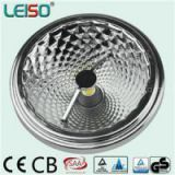LEISO SCOB Perfect Halogen Size With High Lumens Replace 100W Trandional Lamps Directly With The Dimmable And Non-dimmable G53 Base Led AR111 External Drive