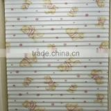100% polyester printed shangerila roller blinds shade curtain fabric in rolls china alibaba
