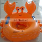 Animal shapes inflatable boat for kids water game