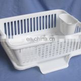 PP square plastic kitchen dish rack