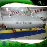 Made In Guangzhou 6m Long White Inflatable RC Zeppelin Model / RC Remote Control Blimp From China Suppliers
