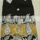 Best Selling Indian George Lace fabric For Womens