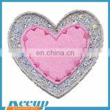 Customized embroidery sequin patch for clothes