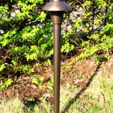 Path lights for outdoors in 12V by solid brass supplier from Guangdong lighting factory