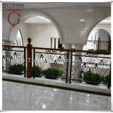 Forged Iron Balustrade