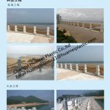China weifang factory beautiful environmental protect river beach bank chain