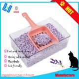Pet supply: hot sell tofu cat litter with lavender scent
