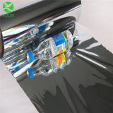 Soft metalized aluminum foil coated pe packing insulation bopp/pet film