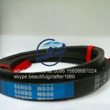 All kinds of Original quality Agricultural machinery belt factory supply with teeth or no teeth speed  belt  in stock