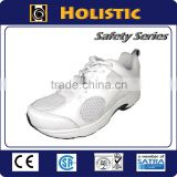 Hospital all white medical shoes for nurse