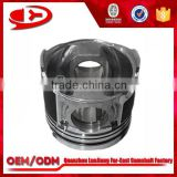 truck spare parts engine parts names of piston for Hino J08E