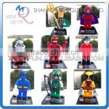 Mini Qute Senye 8pcs/set Marvel Avenger super hero arrow loki building block action figures educational toy NO.SY 259