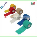 Medical Cohesive Confirming Bandage Nonwoven Cohesive Wrap with CE FDA                                                                         Quality Choice