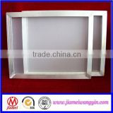 Cheap in printing industry for sale aluminum screen printing frames/make screen printing frame
