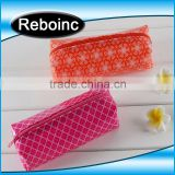 Cheap Customized swimming beach towel packing zipper bag wholesale