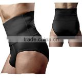Hot Selling Adult Shapers Black Seamless High Waist Tight Tummy Shaperwear Slim Panties For Man