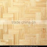 best price artificial woven bamboo wood face veneer for interior home wall and longboard skateboards