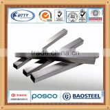 ASTM standard 304 stainless steel square pipe                                                                         Quality Choice