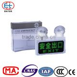LED Fire emergency lighting LED fire safety exit signs emergency warning light