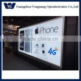 exterior light box large outdoor led sign waterproof outdoor backlit advertising light box