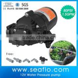 12v 80PSI Mini High Pressure Boosting Water Pump                                                                         Quality Choice