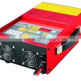 Full Automatic 3-stage AC220V/50Hz/DC48V/35A portable industrial 1800W-3000W lead-acid battery charger for golfcart
