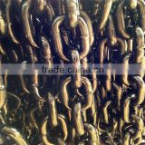 Marine Hardware weld mild steel anchor link chain                                                                         Quality Choice