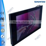 55 inch LCD/LED indoor 3G network wall mounted advertising digital display/screen/player