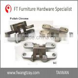 Made In Taiwan Best Selling	Good Quality 180 Degree	94 mm Zinc Alloy Heavy Duty Wood Furniture Door Soss Hinge